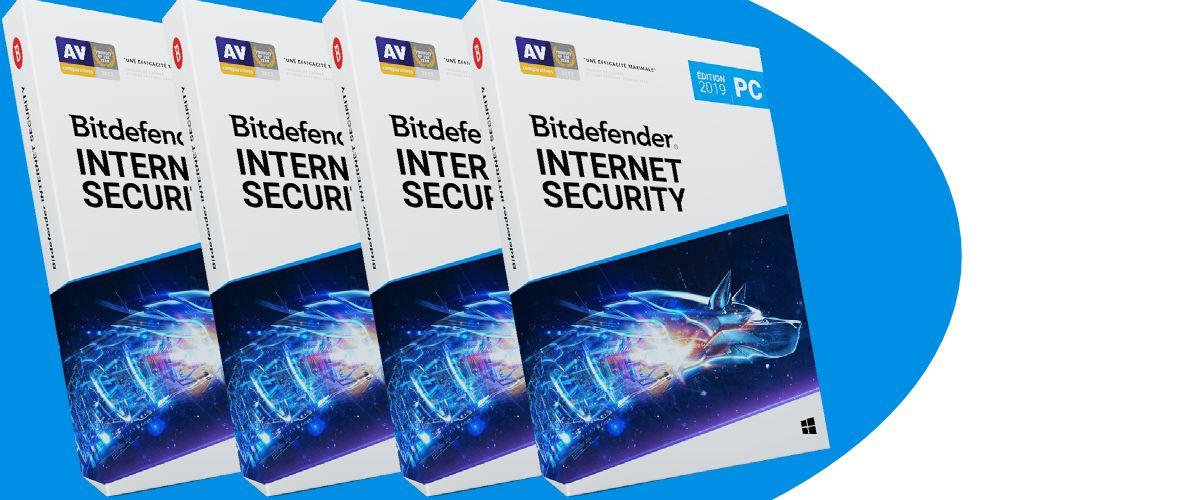 Bitdefender Internet Security 2019 a reçu le prix de produit exceptionnel par AV-Comparatives. On vous dit si c'est mérité.