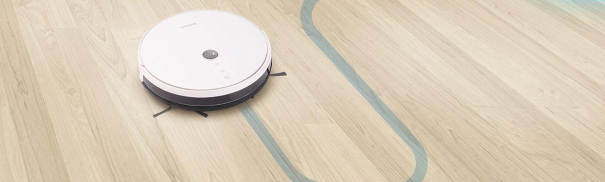 L'Alfawise V8S PRO E30B est un robot aspirateur qui vous propose une cartographie intelligente pour un nettoyage en profondeur.