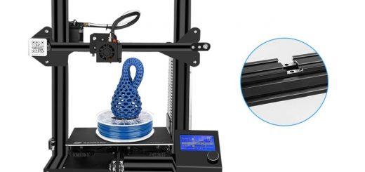 La Creality 3D Ender-3 reste l'une des imprimantes 3D les plus appréciés des utilisateurs. Découvrez pourquoi.