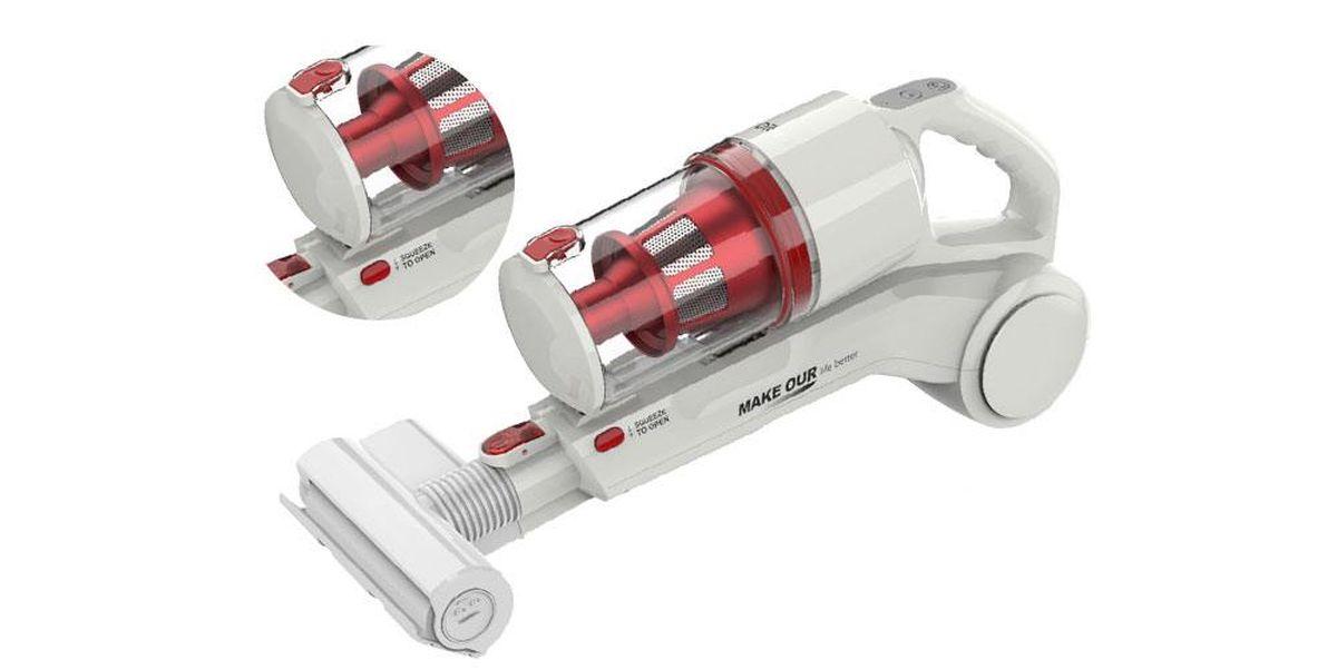 Le Dibea DW200 Pro est un aspirateur sans fil qui vous propose de nombreuses fonctions, facilitant le nettoyage à un prix abordable.