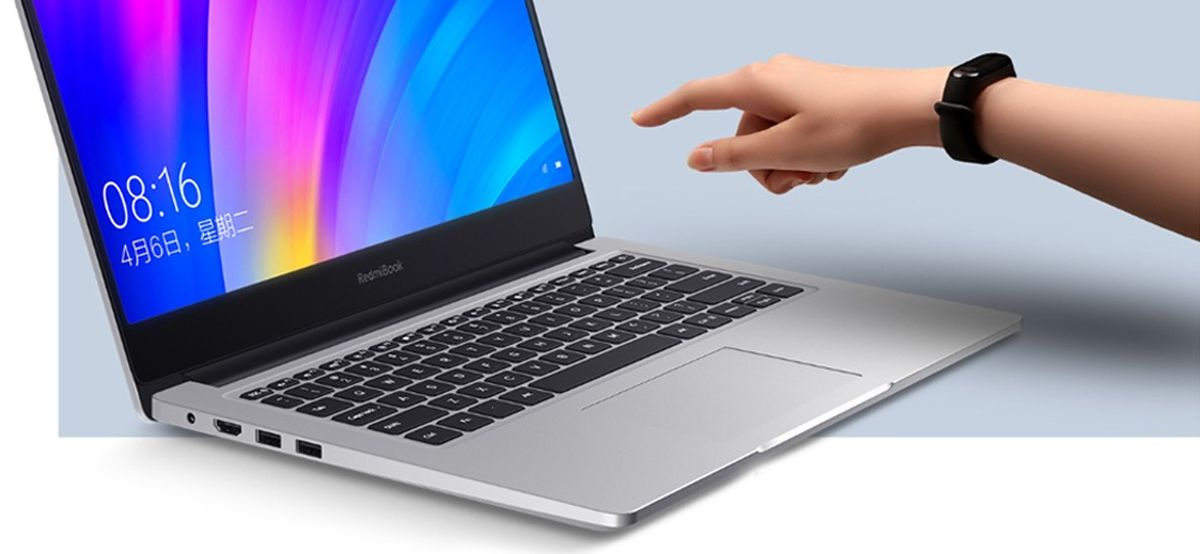 Le Xiaomi RedmiBook est un ordinateur portable dans la catégorie moyen de gamme. Très bonne esthétique, mais le prix refroidit les ardeurs.