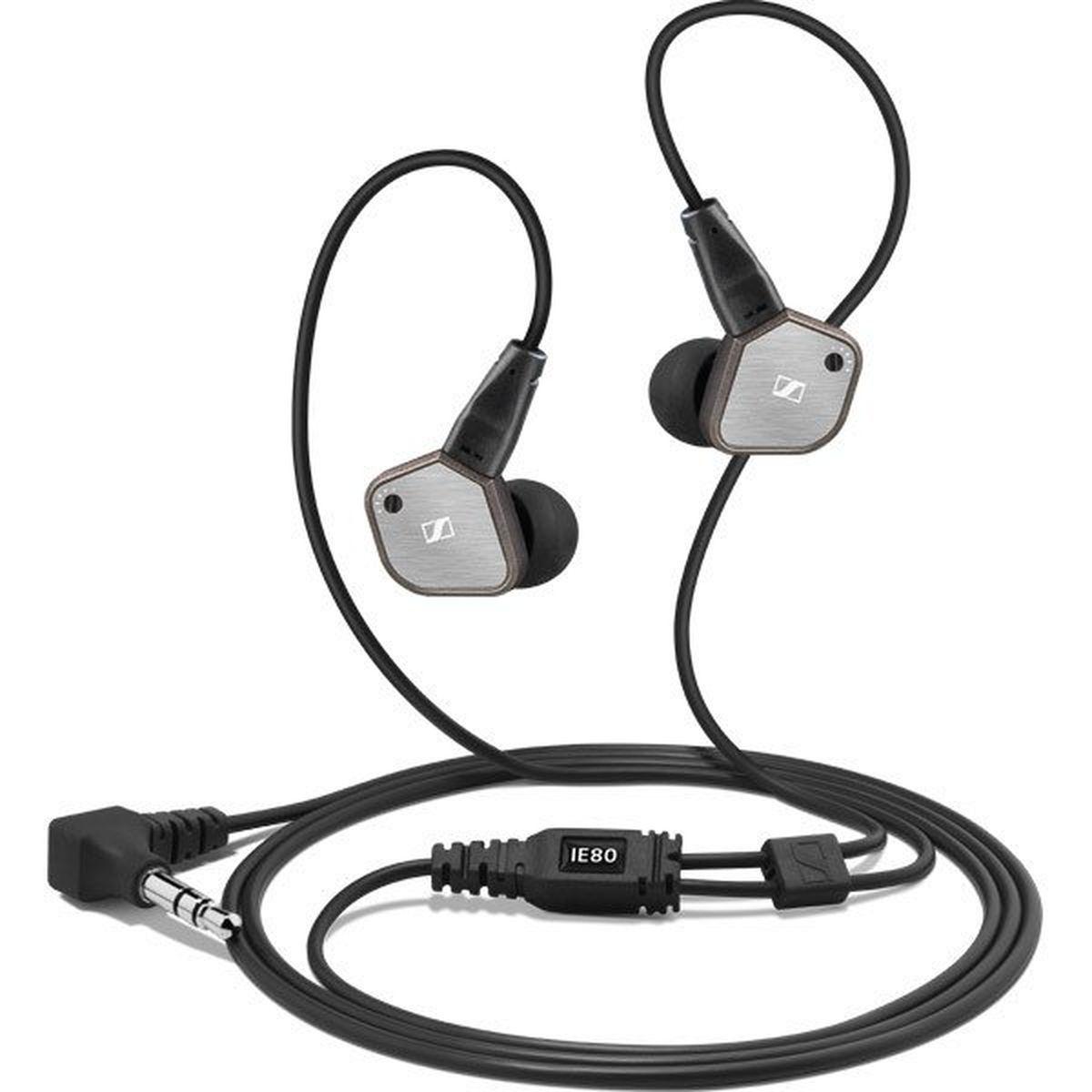 Parmi les meilleurs écouteurs Sennheiser, le Sennheiser IE 80 sort clairement du lot. Pas convaincu ? Alors on vous explique pourquoi.
